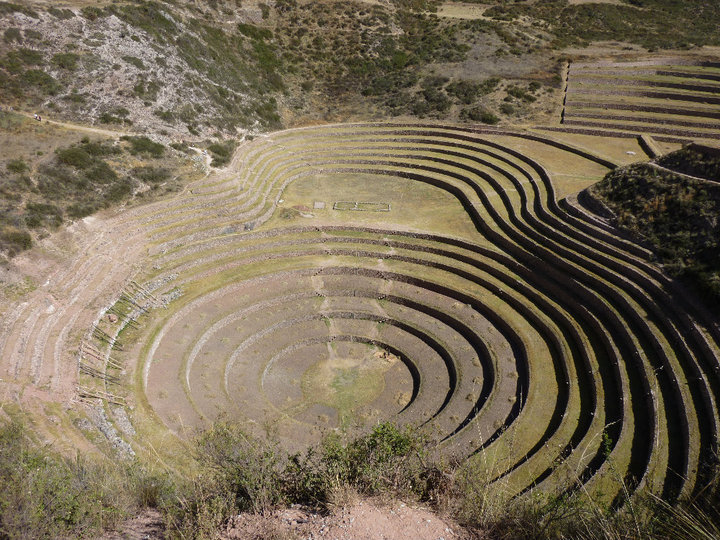 3 powers and Andean Healing