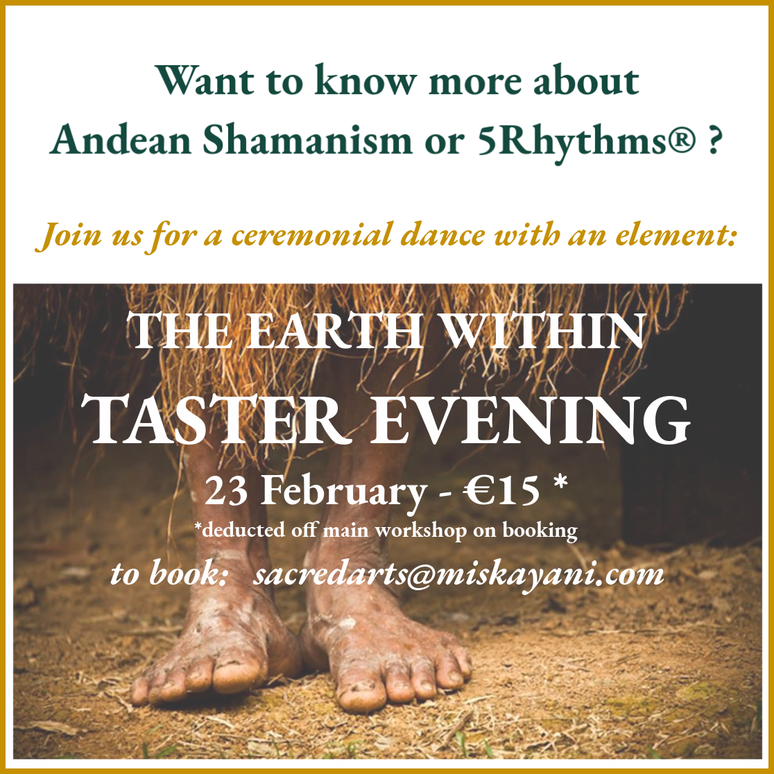 taster evening 23 Feb